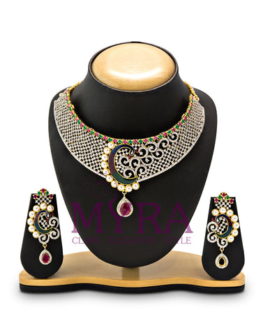 Devi Necklace Set