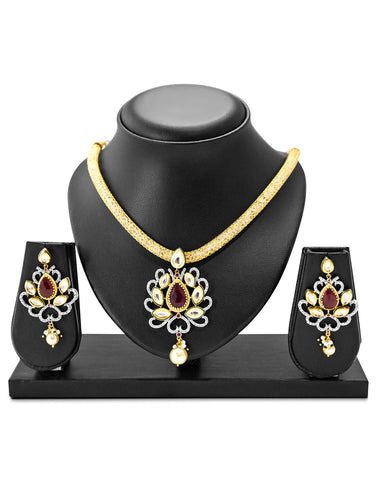 Divya Necklace Set