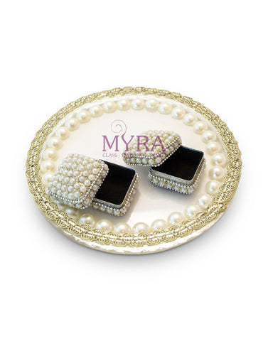 Kiara Ring Ceremony Tray