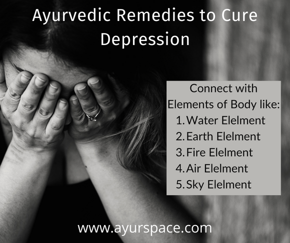 Ayurvedic Remedies to Cure Depression