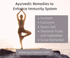 Ayurvedic Remedies to Enhance Immunity System