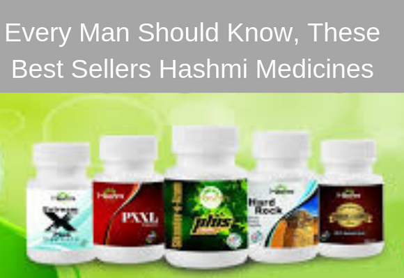 Top Selling products from Hashmi Every Male Should Know