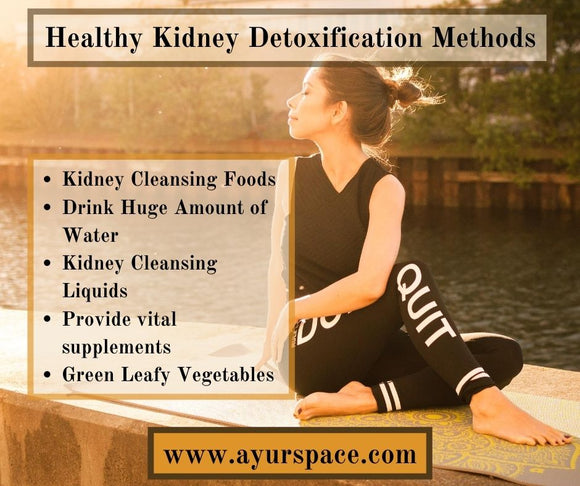 Healthy Kidney Detoxification Methods