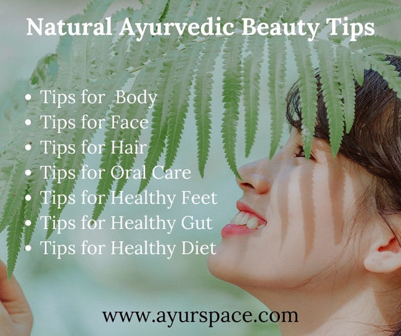 50 Natural Ayurvedic Beauty Tips