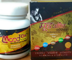 Rajasthan Herbals Mood On Forever Capsules- Price, Dosage, Benefits, and Reviews