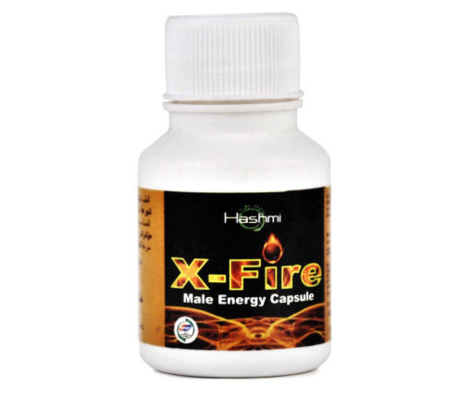 Hashmi Fire X Capsules- Price, Dosage, Benefits, and Reviews