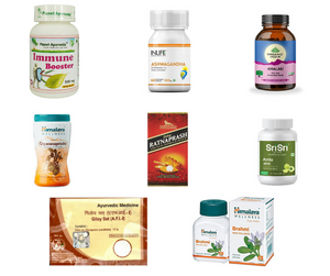 Top 8 Ayurvedic Products to Enhance Immunity