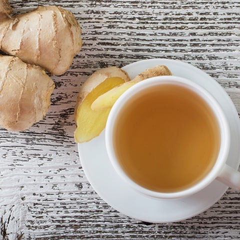 Ginger tea - weight loss diet