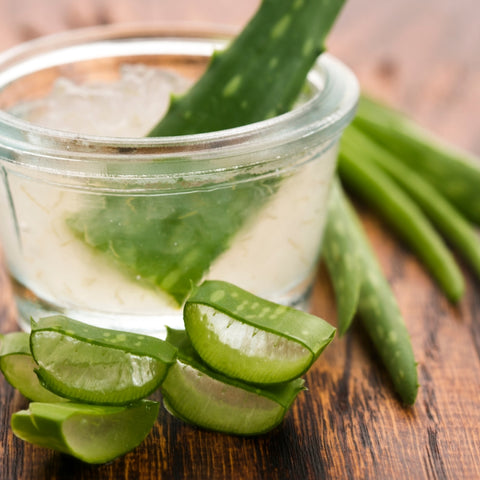 Aloe vera juice - weight loss diet