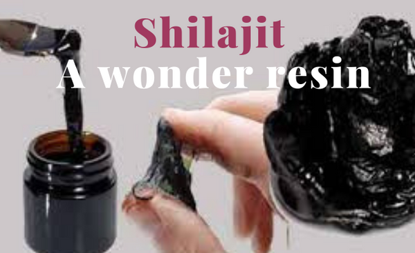 benefits shilajit