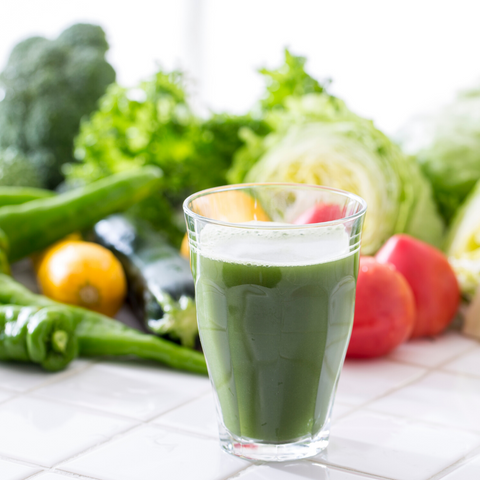 Green Juice For Thyroid