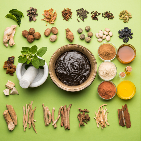 ayurvedic remedies and herbs