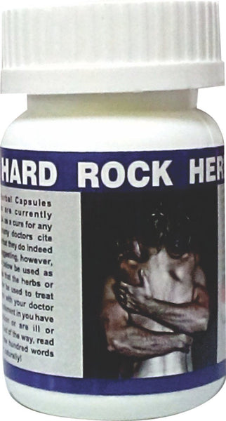 Ara Hard Rock Herbal Capsules - Ayur Space