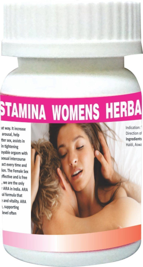Ara Stamina Womens Herbal Capsules - Ayur Space