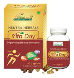 Ayurvedic Neutra Herbal VIta Day for Active and Fit Body - Ayur Space