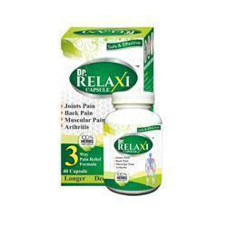 Dr. Relaxi Capsule - Ayur Space