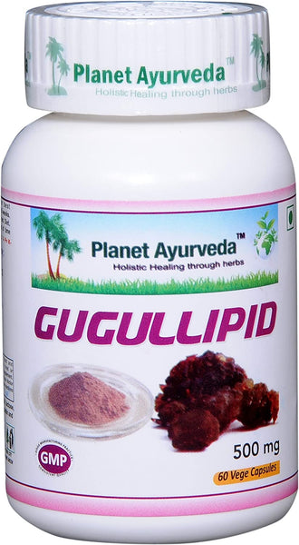 Capsules - Gugulipid -60 Caps