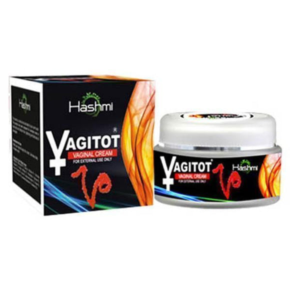 Hashmi Vegitot Cream - 50G - Ayur Space