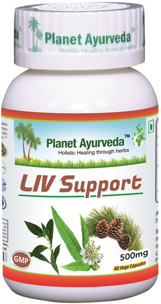 Capsules - Liv Support -60 Caps