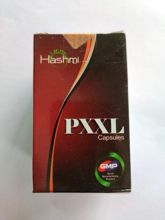 Hashmi PXXL Capsules - Pack of 20 - Ayur Space
