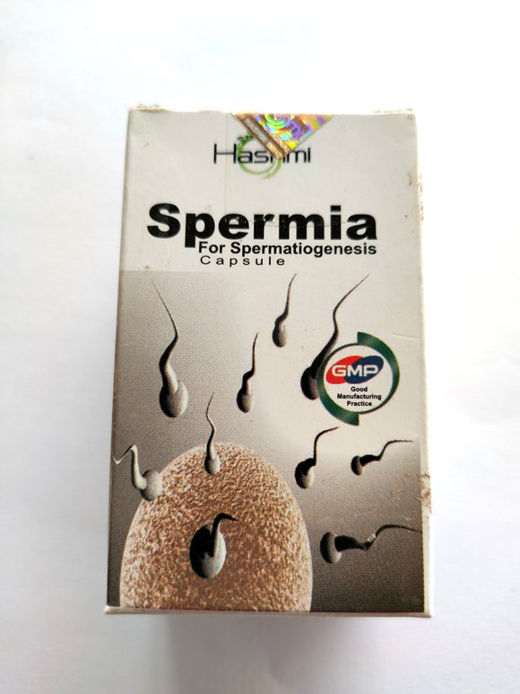 Spermia Capsule - Pack Of 20 - Ayur Space