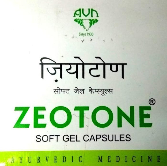 Zeotone Softgel 100Capsules - Ayur Space