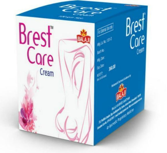 Balaji Ayu Breast Cream - Ayur Space