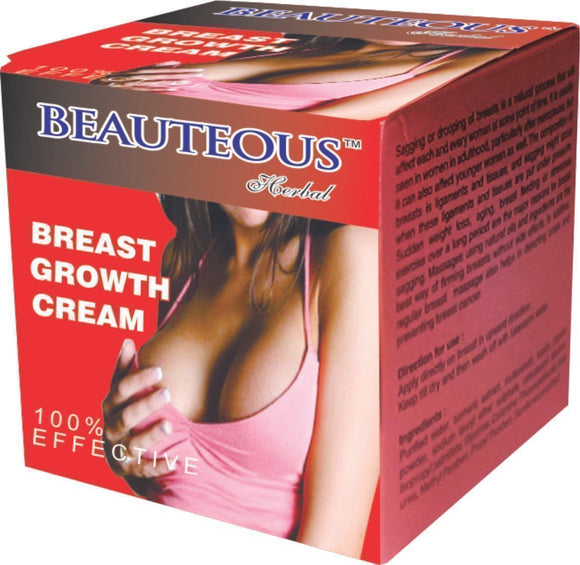 Breast Growth Cream - Ayur Space