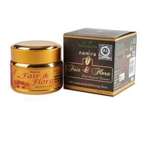 Namira Fair & Flora Cream by Rajasthan Herbals - Ayur Space