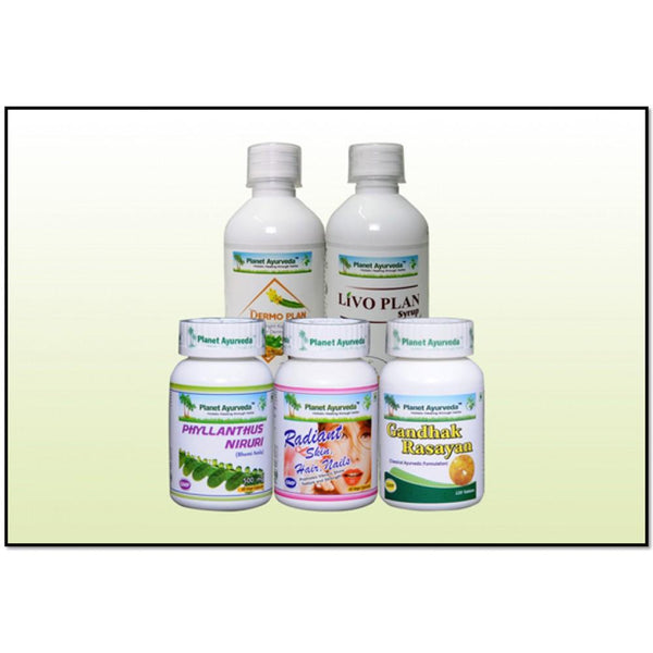 Derma Support Pack For Kids (3 Months To 3 Years)