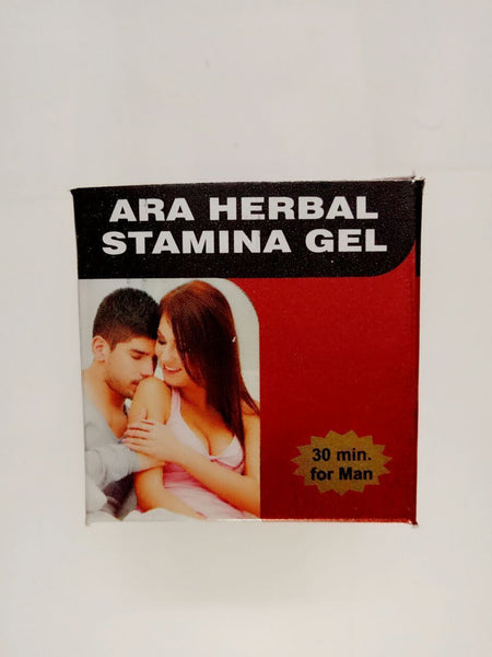 Ara Herbal Stamina Gel - Ayur Space