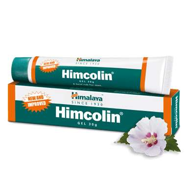Gel - Himalaya Himcolin Gel