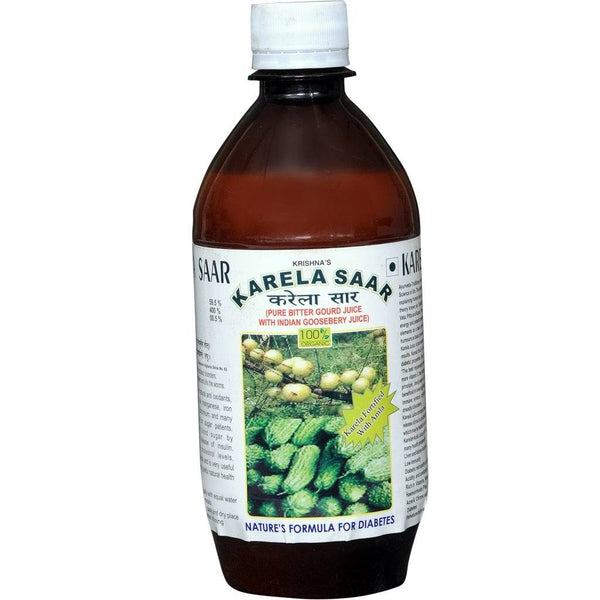 Juice - Karela Saar -500 Ml