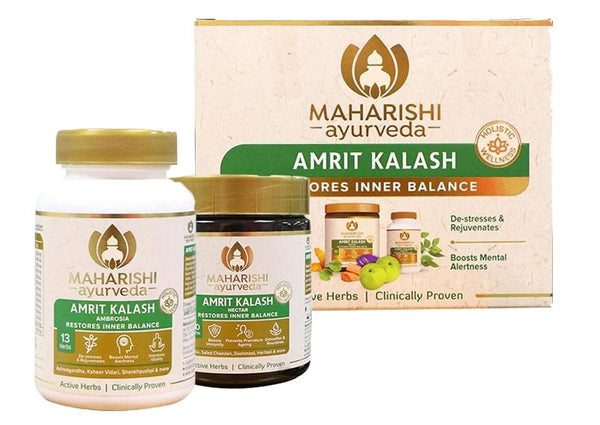 Maharishi Ayurveda Amrit Kalash-60 Tablets & Paste 600 Gm