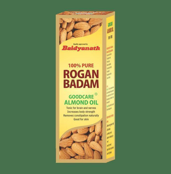 Baidyanath Rogan Badam Oil - Ayur Space