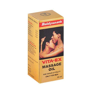 Oil - Baidyanath Vita EX Massage Oil