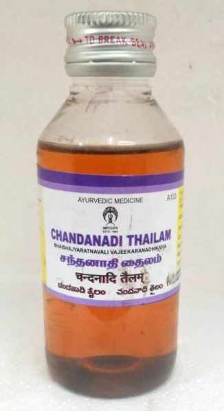 Oil - Chandanadi Thailam 500ml