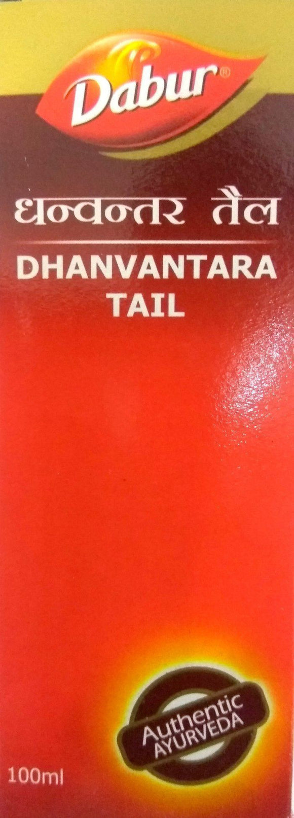Dabur Dhanvantara Tail 100ml - Pack of 2 - Ayur Space