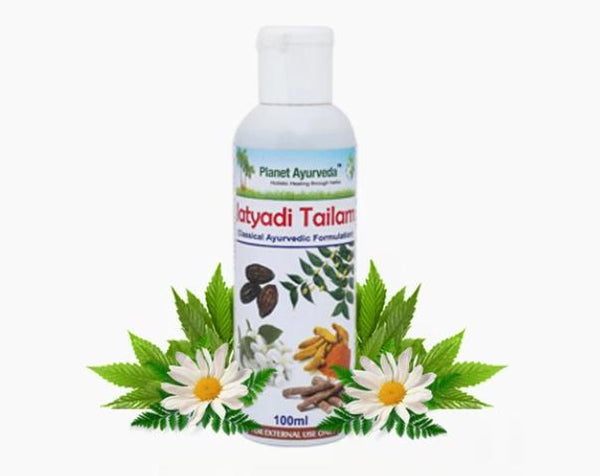 Oil - Jatyadi Tailam -100 Ml