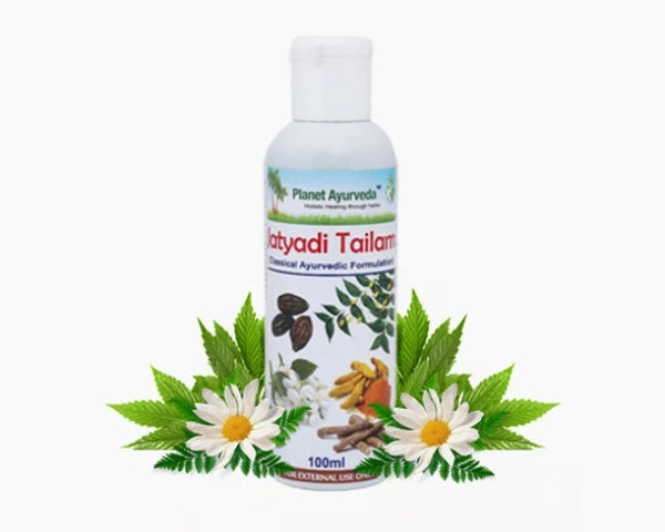 Oil - Jatyadi Tailam - 100ml