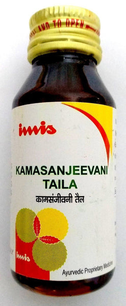 Kamasanjeevani Taila 100ml - Pack of 4 - Ayur Space