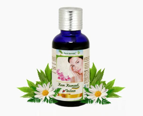 Oil - Kum Kumadi Tailam -30 Ml