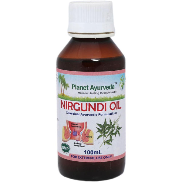 Oil - Nirugundi Oil - 100ml