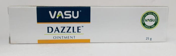 Vasu Dazzle Ointment 25gm - Ayur Space