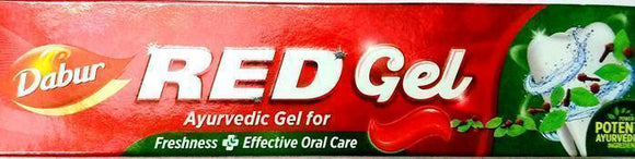 Dabur Red Gel Toothpaste 150g - Pack of 2 - Ayur Space