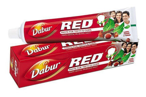 Paste - Dabur Red Toothpaste 100gm - Pack Of 3