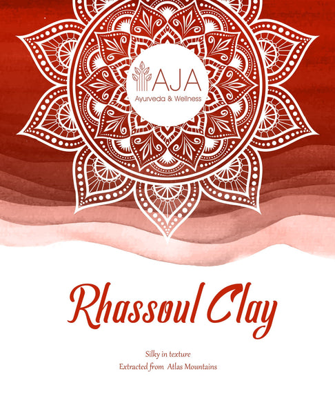 Powder - AJA Rhassoul Clay -250g