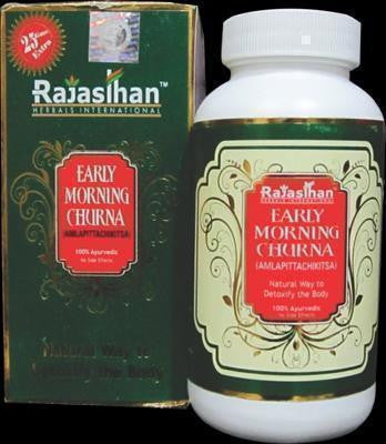 Early Morning Churna - Rajasthan Herbals