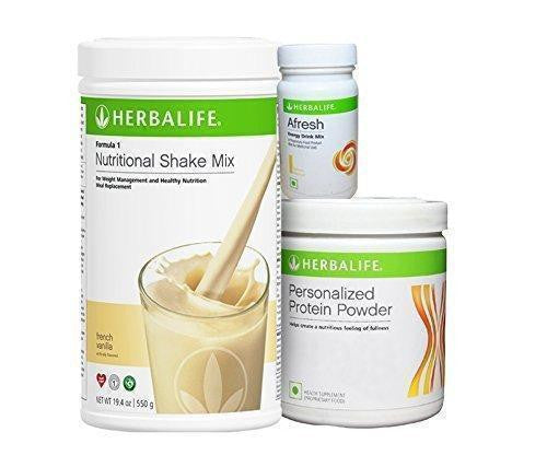 Powder - Herbalife Weight Loss Program