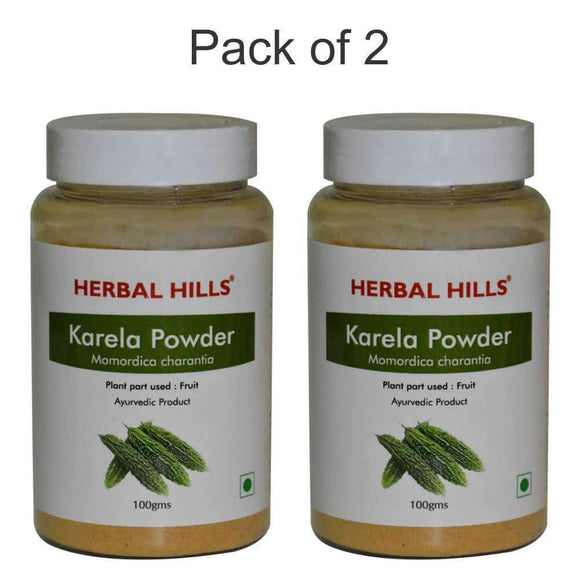 Karela Powder-100克-装2包-Ayur Space